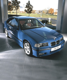 Самый быстрый BMW серии М