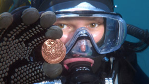 Охотники за подводными сокровищами