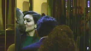 Поцелуй Ким Кардашьян