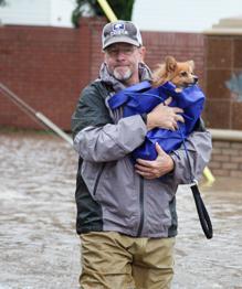"""Ураган """"Харви"""": как Техас уходил под воду"""