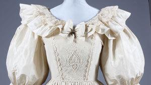 Платье и туфли принцессы продадут на аукционе