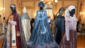 """Выставка театрального костюма """"Ла Скала"""""""