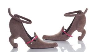 Необычная обувь Kobi Levi