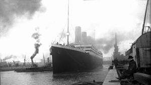 """Версии гибели """"Титаника"""""""