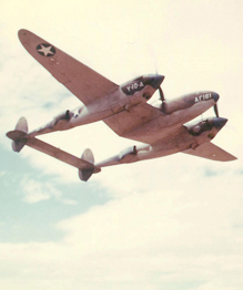 Ретроспектива ВВС США: от Второй мировой до холодной