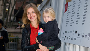 Наталья Водянова бросила мужа