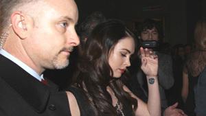 Меган Фокс и другие звезды в Москве