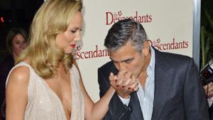 Джордж Клуни пригласил Стейси Киблер в кино