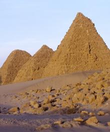 Пирамиды. Хранилище знаний?