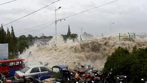 Самые разрушительные цунами