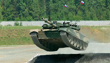 Танки России: летают, плавают, восхищают и защищают