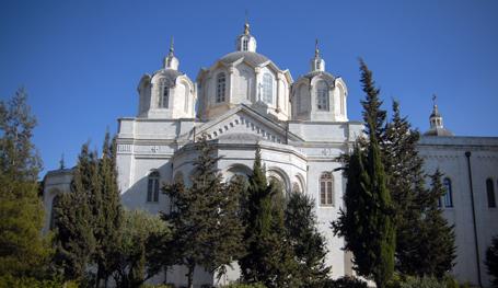 Православные святыни за рубежом