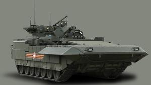 Новейшая военная техника на Параде Победы