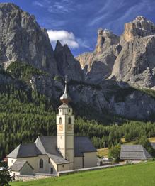 Италия: Альпийская сказка