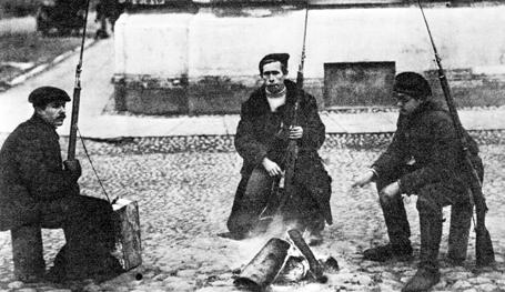Век Октябрьской революции