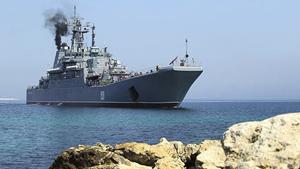 Черноморский флот России отмечает свой День рождения