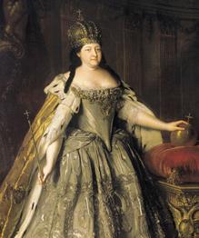 Грозная вдова Анна Иоанновна