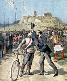 Курьезные виды спорта в истории Олимпиад