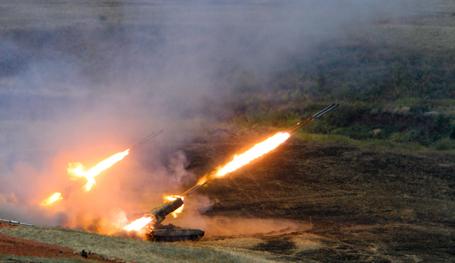"""""""Адское"""" оружие российской армии"""