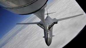 Бомбардировщик США: был копьеносцем, стал костью