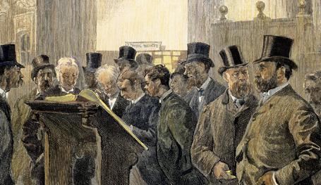 """Экономика: Первые """"пузыри"""" на теле истории"""