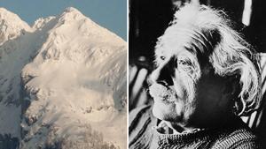 Кто сказал, что горы - неживая природа?