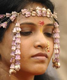 Индия: свадебный обряд