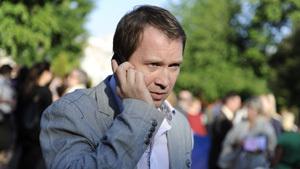 Евгений Миронов празднует юбилей