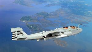 EA-6B Prowler - палубный бродяга