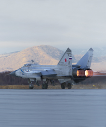 Что могут МиГи-31 на Камчатке