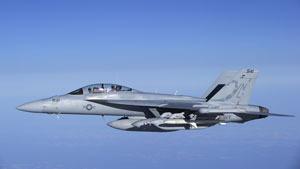 """Истребитель F-18 """"Хорнет"""""""