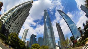 Шанхайская башня - вертикальный город