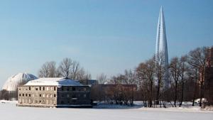 «Охта-центр» на новом месте: как это будет выглядеть