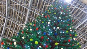 """Самая высокая елка из """"Лего"""""""