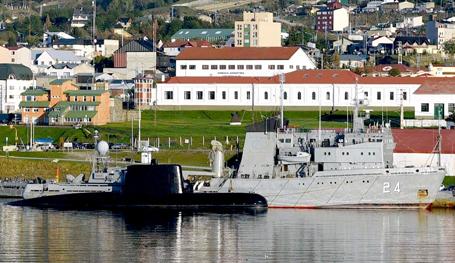 """Пропавших моряков субмарины """"Сан-Хуан"""" больше не ищут"""