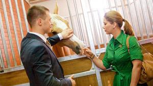 Принцессу Иордании отправили на конюшню