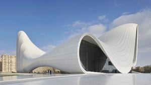Гений архитектуры Заха Хадид