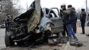 ДТП на Онежской улице в Москве: три человека погибли