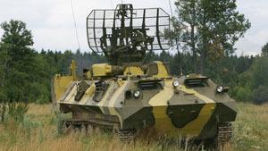 Зенитный ракетный комплекс Тор-M1