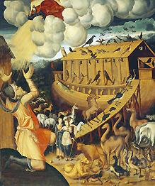 В поисках Ноева ковчега