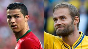 Самые сексуальные футболисты Евро-2012
