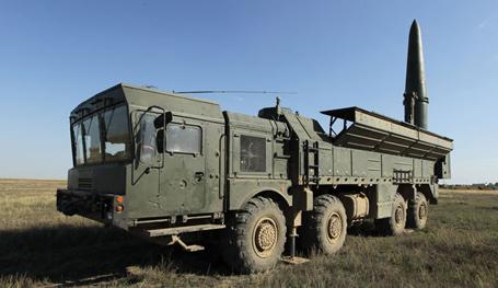 """""""Искандер"""" напугал НАТО"""
