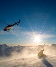 Экстремальные спуски с вершин Аляски