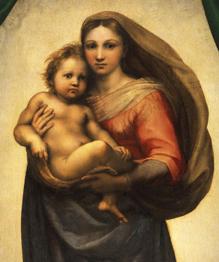 Дева Мария в искусстве и в жизни