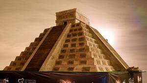 Сладкая пирамида Майя
