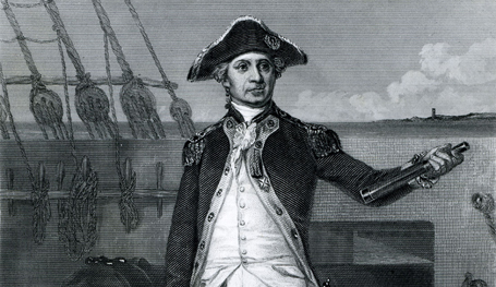Как отец флота США стал русским контр-адмиралом