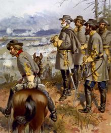 Забавные факты о гражданской войне в США
