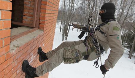 Элитные силовые подразделения России