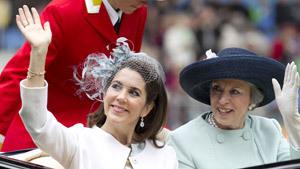 Топ-5 элегантности коронованных принцесс Европы
