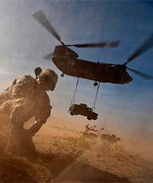 """Многоцелевой транспортный вертолет """"Chinook"""": проверенный и современный"""
